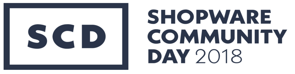 Logo: Shopware Community Day 2018
